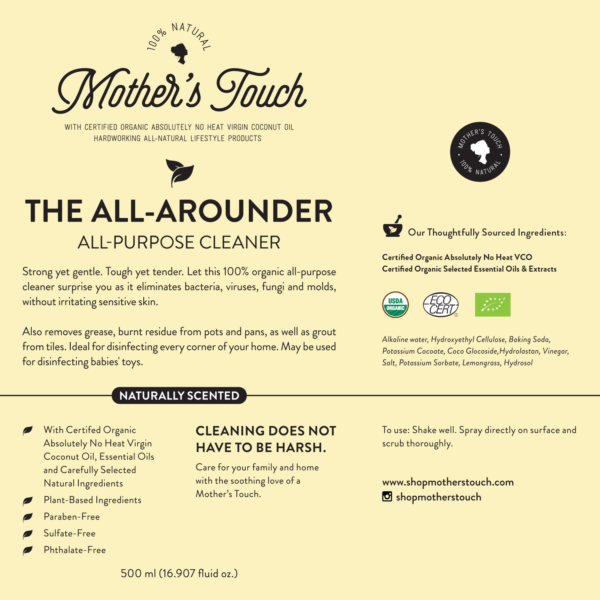 The All-Arounder | All Purpose Cleaner